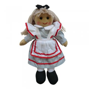 Powell Craft Mini Alice 20cm Rag Doll