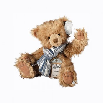 Suki Bears Dylan Silver Tag Collection 3 Limited Edition Teddy Bear
