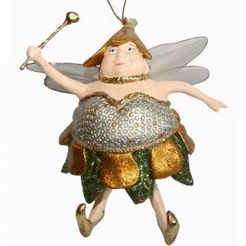 Fat Fairies Fat Fairy Moonlight Christmas Tree Decoration