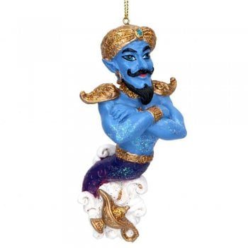 Gisela Graham Genie from the Lamp Resin Christmas Tree Decoration