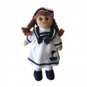 Powell Craft Mini Sailor Girl 20cm Rag Doll