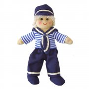 Powell Craft Mini Sailor Boy 20cm Rag Doll