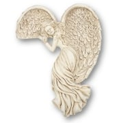 Angel Door Architrave Frame Decoration